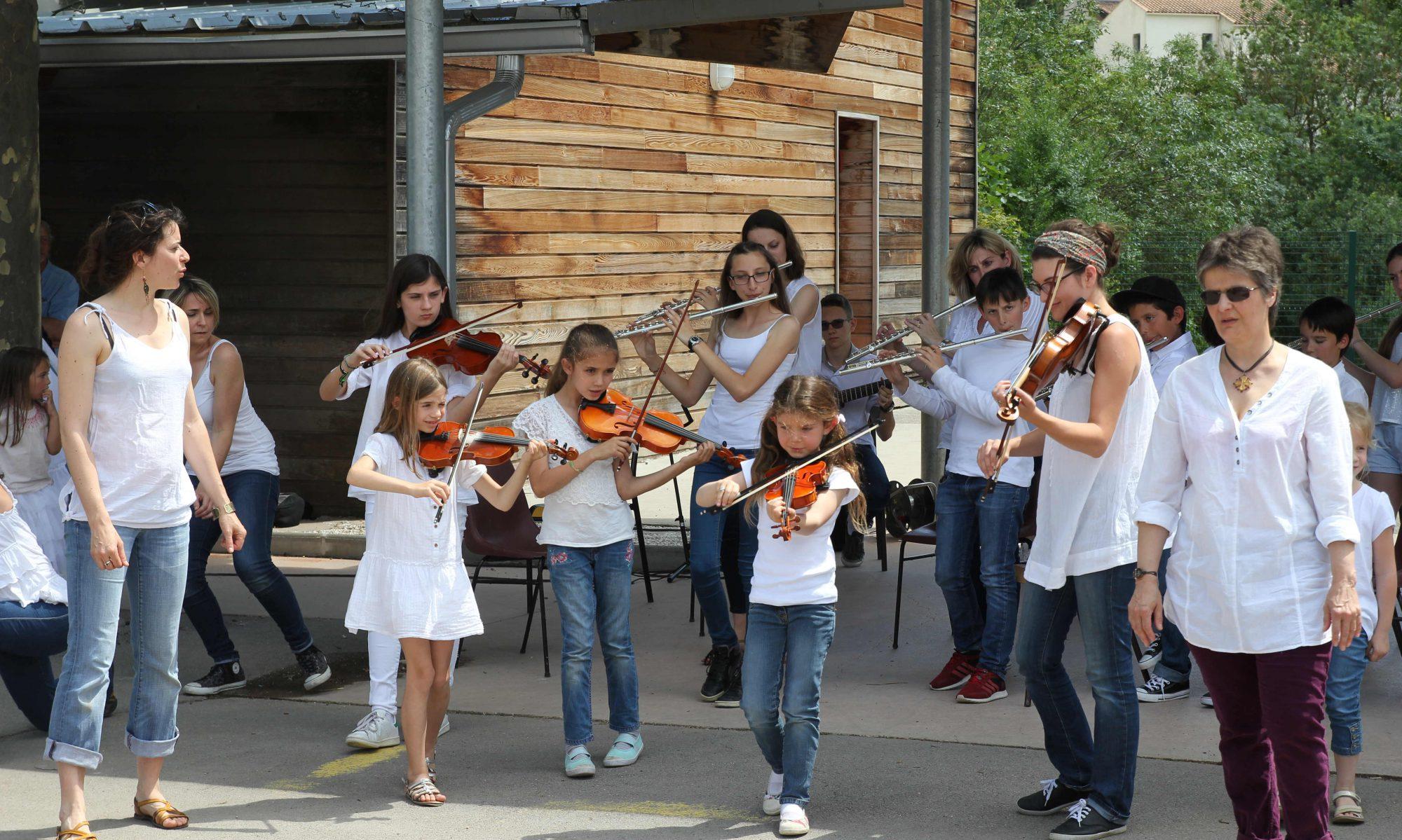 Ecole de musique de Grabels